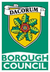 Dacorum Council Logo